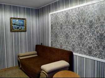 3-комнатная квартира с видом на море в тихом районе