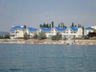 Отель у моря на 16 номеров