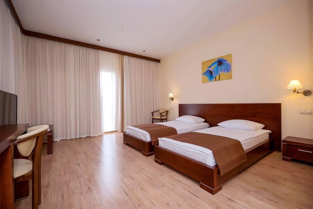 1-но комнатный Коттедж (с раздельными кроватями)