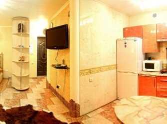 Квартира-студио для избирательных гостей