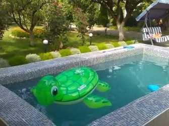 Домик с садом и бассейном - Фото 3