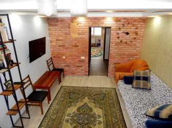 Двухкомнатная квартира для гостей с детьми