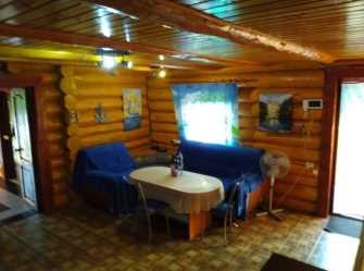 Бревенчатый дом в лесу, на море, между Лазоревским и Туапсе - Фото 2