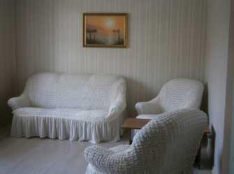 2к квартира в центре Гурзуфа 5-7 мин до моря - Фото 4