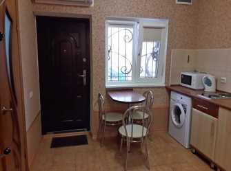 Квартира-студия со всеми удобствами первый этаж