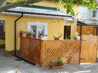 Дом в шаговой доступности от моря и набережной