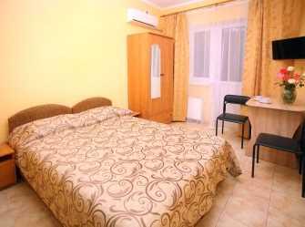 1 комната на 2 человека с балконом