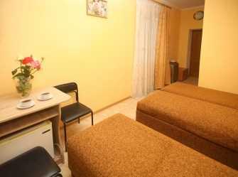 1 комната на 3 человека без балкона