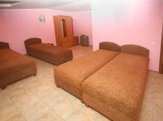 1 комната на 4 человека без балкона