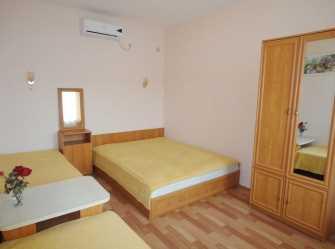 Семейный номер с кухней 1 этаж