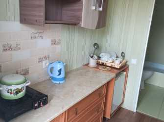 Семейный номер с кухонной зоной 2 этаж