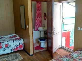 Семейный люкс с кухней и террасой