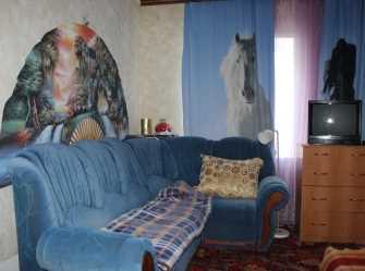Двухкомнатный семейный люкс с кондиционером