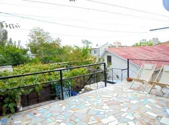 Двухкомнатный домик с террасой на 3-7 человек. - Фото 4