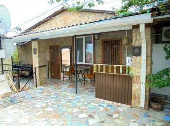 Двухкомнатный домик с террасой на 3-7 человек. - Фото 3