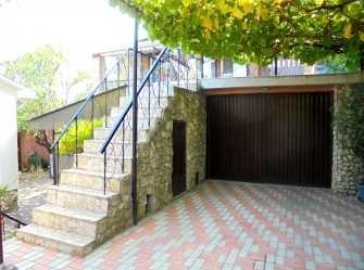 Двухкомнатный домик с террасой на 3-7 человек. - Фото 2
