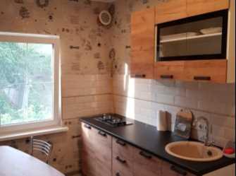 Двухкомнатный четырехместный номер с кухней